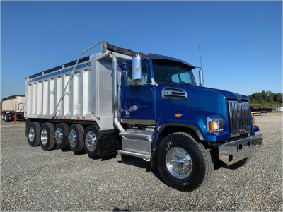 2018 WESTERN STAR 4700SF Dump Trucks Truck