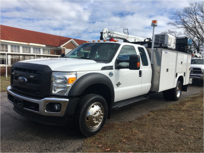 View 2015 FORD F550 - Listing #983531