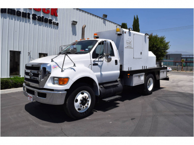 View 2010 FORD F750 - Listing #983540