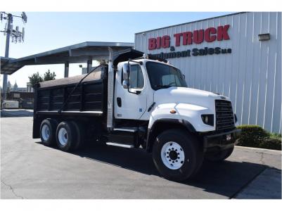 2014 FREIGHTLINER 114SD Dump Trucks Truck