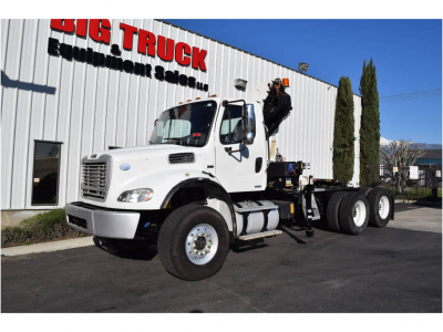 View 2010 FREIGHTLINER BUSINESS CLASS M2 - Listing #983605