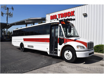 View 2008 FREIGHTLINER BUSINESS CLASS M2 - Listing #983614