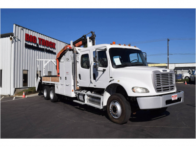 View 2008 FREIGHTLINER BUSINESS CLASS M2 - Listing #983628