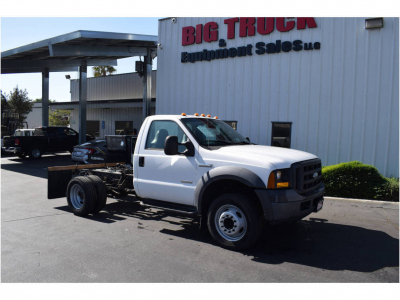 View 2005 FORD F450 - Listing #983631