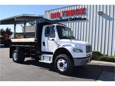 2008 FREIGHTLINER BUSINESS CLASS M2 Dump Trucks Truck