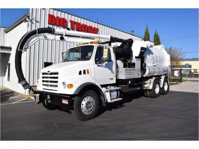 2004 STERLING L7500 Vacuum Trucks Truck