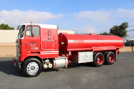 View 1983 MACK CRUISE LINER CABOVER 4,000 - Listing #983781