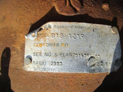 View MERITOR PSM824 - Listing #985787