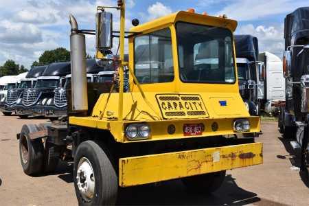 1991 CAPACITY TJ4000E Yard Spotter Trucks Heavy Duty