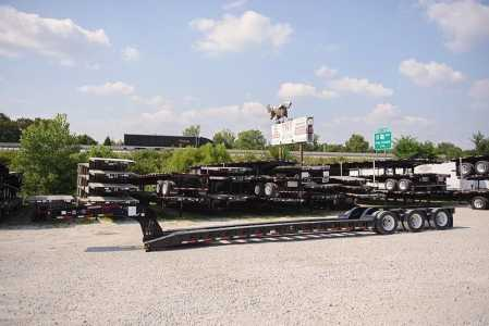 View 2022 FONTAINE NEW MAGNITUDE 55H 55 TON LOWBOY - Listing #1438430