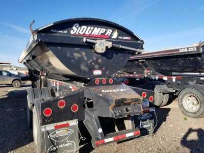 2011 SIDUMP'R Side Dump Trailers