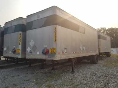 View 2004 GREAT DANE TRAILER - Listing #55260