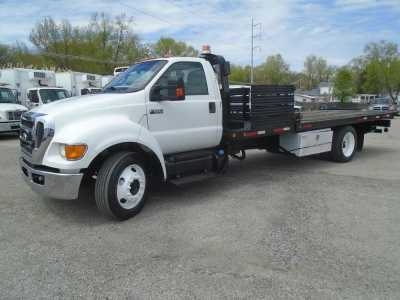 View 2015 FORD F650 - Listing #1376992