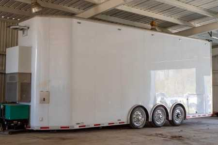 View 2013 FACTORY TRANSPORT CAR TRAILER - Listing #62045