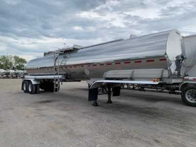 View 2007 BRENNER DOT407 REAR UNLOAD INSULATED - Listing #1404632