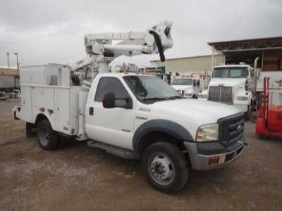 View 2006 FORD F550 - Listing #1460178