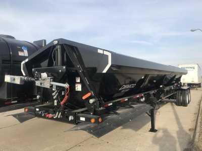 2022 DEMCO SS402-4LS-3424 Side Dump Trailers