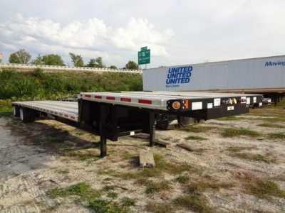 View 2014 FONTAINE 53 X 102  CONTAINER LOCK DROP DECK - Listing #1108682