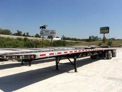 View 2013 FONTAINE 53 X 102 COMBO FLAT BED - Listing #1112049