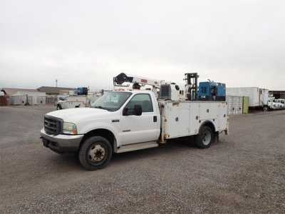 View 2003 FORD F550 - Listing #1469492
