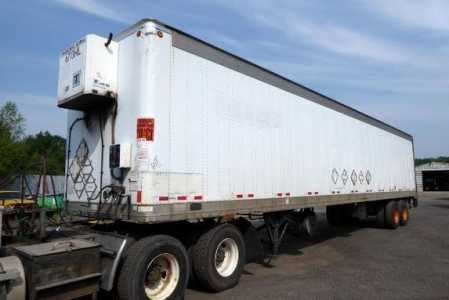 View 2002 GREAT DANE 7311TRA - Listing #1373522