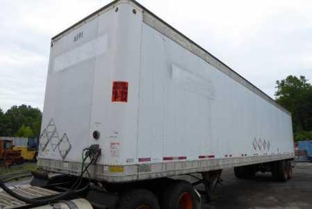 2001 GREAT DANE 7311TA Dry Van Trailers