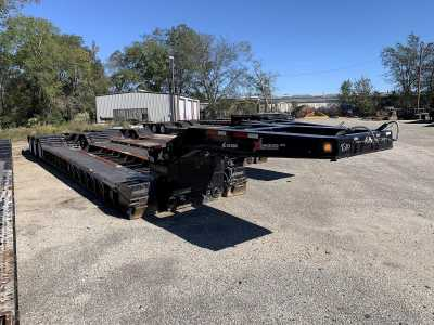 View 2020 XL SPECIALIZED 55 TON 3 AXLE LOWBOY WITH OPTIONAL FLIP AXLE - Listing #1459723