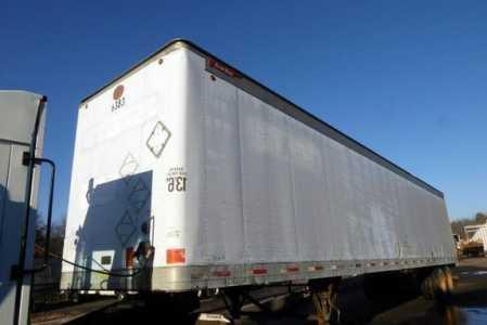 1997 GREAT DANE 7311TA Dry Van Trailers