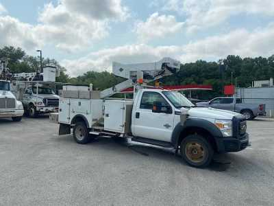 View 2013 FORD F550 - Listing #1522057