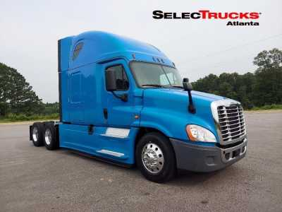 View 2018 FREIGHTLINER CASCADIA 125 - Listing #1522202