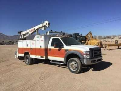 View 2008 FORD F550 - Listing #1524749