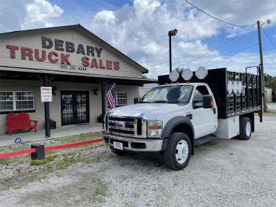 View 2008 FORD F450 - Listing #1535982