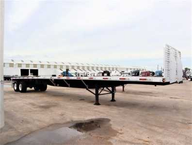 """View 2015 UTILITY 48' X 102"""" FLATBED - Listing #1580360"""