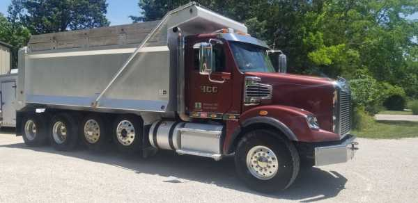 View 2010 FREIGHTLINER 122SD - Listing #1544054
