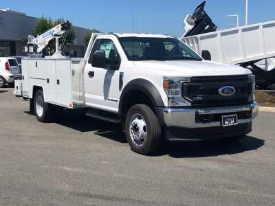 View 2021 FORD F450 - Listing #1549930
