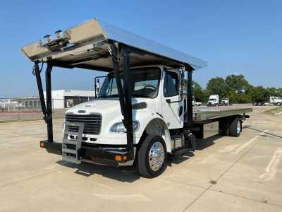 View 2018 FREIGHTLINER BUSINESS CLASS M2 106 - Listing #1581034