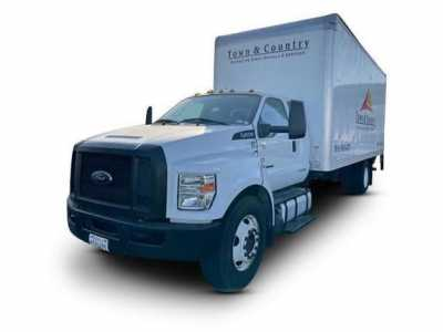 View 2016 FORD F650 - Listing #1576381