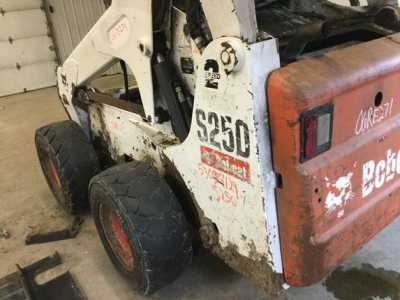 View N/A BOBCAT S250 - Listing #1180243
