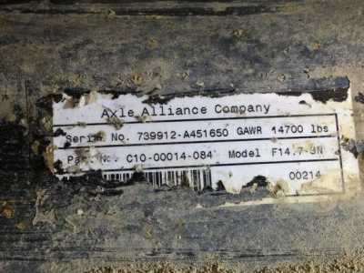 View N/A ALLIANCE AF-14.7-3 - Listing #1235217