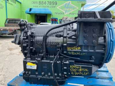 View N/A ALLISON HD4560P - Listing #1530555