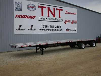 View 2022 TRANSCRAFT [QTY: 3] 48X102 EAGLE COMBO FLATBED - Listing #1582420
