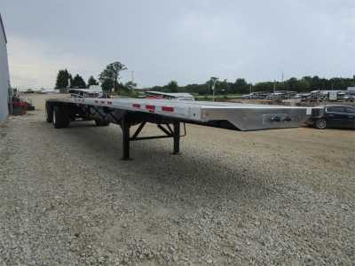 View 2022 TRANSCRAFT [QTY: 3] 48X102 EAGLE COMBO FLATBED - Listing #1582469