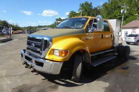 View 2007 FORD F650 - Listing #1582785