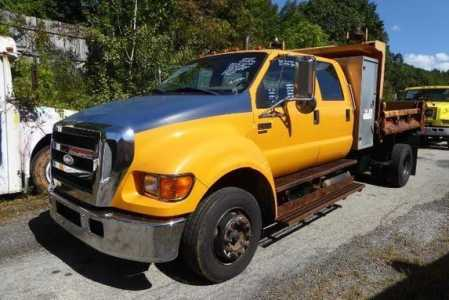View 2007 FORD F650 - Listing #1584456