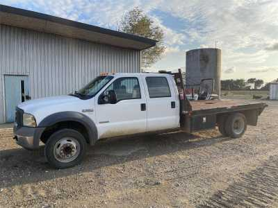 View 2005 FORD F550 - Listing #1584731