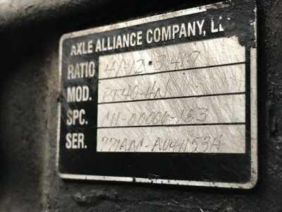 View N/A ALLIANCE - Listing #1602141