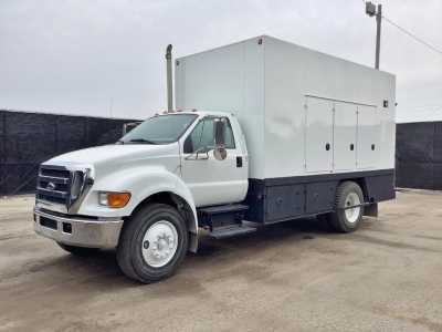 View 2006 FORD F750 - Listing #1603824