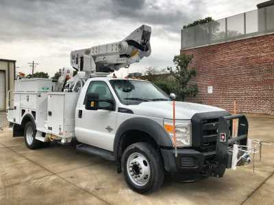 View 2016 FORD F550 - Listing #1611597