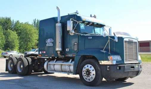View 1998 FREIGHTLINER FLD120 - Listing #1623533