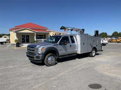 View 2016 FORD F550 XLT - Listing #1623534